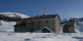 Rifugio Miserin e Santuario del Miserin da Nord