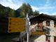 Rifugio Prarayer a Bionaz nella Valpelline