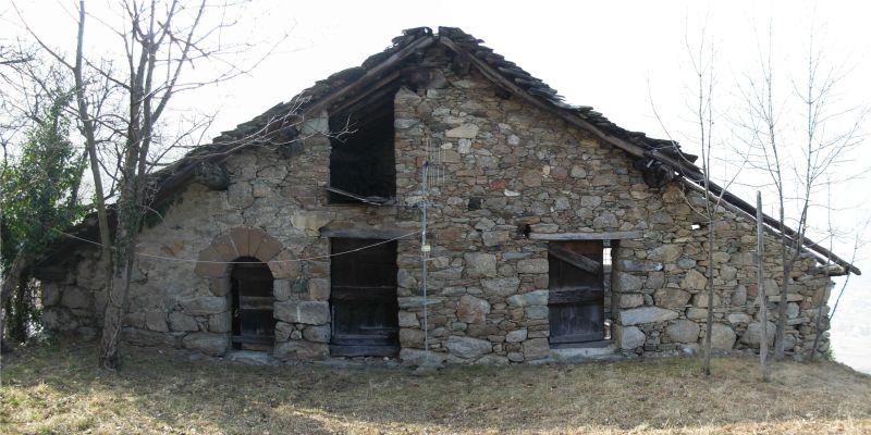 La casa gotica nella frazione montat di montjovet for Casa di architettura gotica