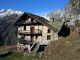 Casa nel villaggio walser di Lion (Leiun)