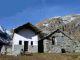 La chiesetta della madonna delle nevi a Munes nel vallone di San Grato di Issime