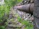 Condotta forzata della presa sul torrente Petit Monde detto Peson